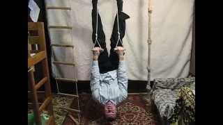 Семья Бровченко. Домашний спорткомплекс своими руками. Тест на прочность.