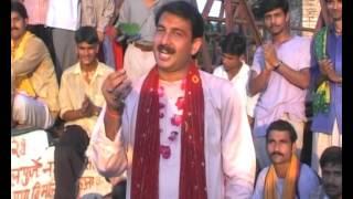 Baadi Sher Par Sawaar Bhojpuri Devi Geet Manoj Tiwari Mridul I BAADI SHER PAR SAWAAR