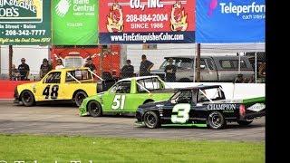 Gambar cover Meridian Speedway John/Tanner Wong & Lonnie Lesseer Northwest Tour Trucks