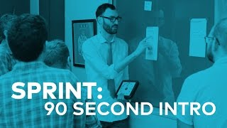 GV's Sprint Process in 90 Seconds