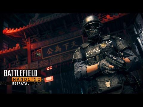 Battlefield Hardline: Betrayal Cinematic Trailer