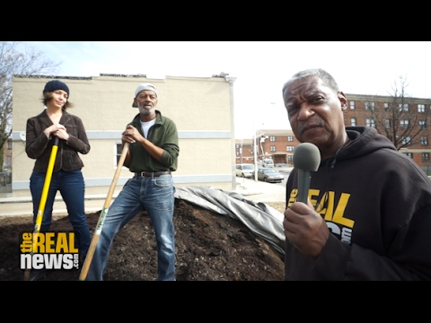 Cultivating Social Justice Work in West Baltimore