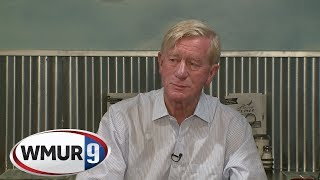 Bill Weld speaks about his experiences in theater (Candidate Cafe 2020)