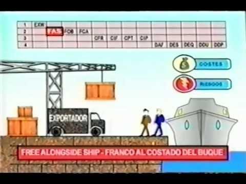 INCOTERMS - TERMINOS INTERNACIONALES DE COMERCIO (1)