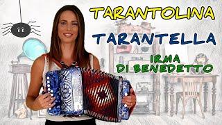 TARANTOLINA (tarantella) Irma Di Benedetto, Organetto Abruzzese Accordion di Luca Pierannunzio