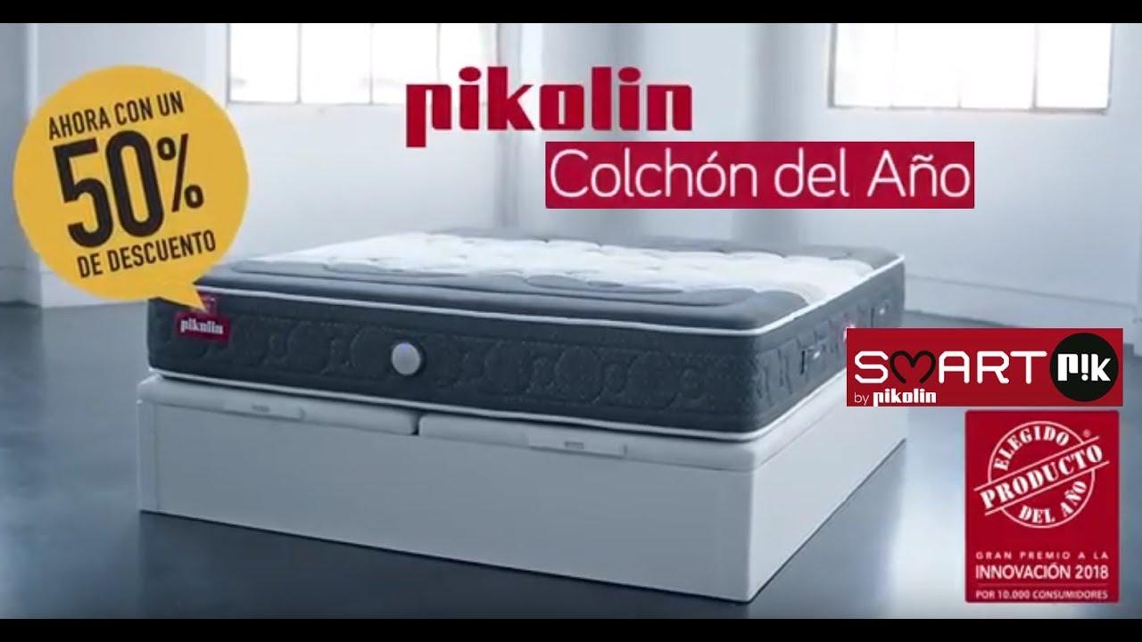 Mejor Colchon 2018 Producto Del Ano Smartpik De Pikolin Youtube