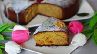 ОЧЕНЬ Простой рецепт КЕКСА к чаю | Быстрый рецепт кекса в духовке | Кекс в домашних условиях