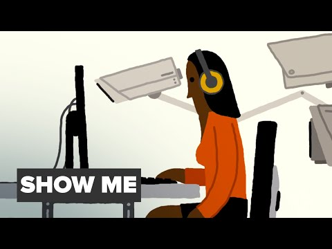 Data Encryption: Simple Idea, Complex Math | Show Me | NBC News