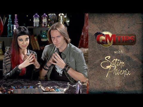 Retrospective with Matt Mercer (GM Tips with Satine Phoenix)