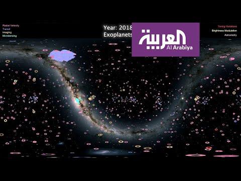 تفاعلكم | فيديو مبهر من ناسا يكشف الكواكب الخارجية  - نشر قبل 2 ساعة