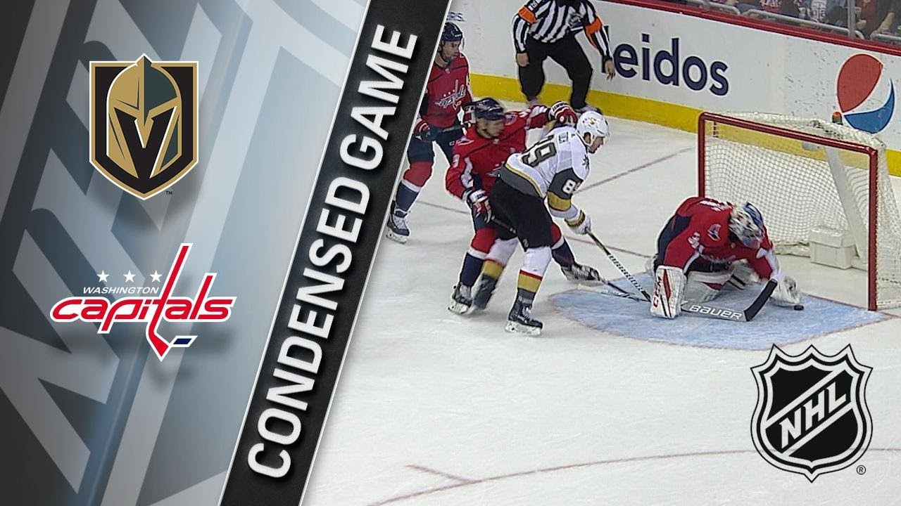 02/04/18 Condensed Game: Golden Knights @ Capitals - YouTube