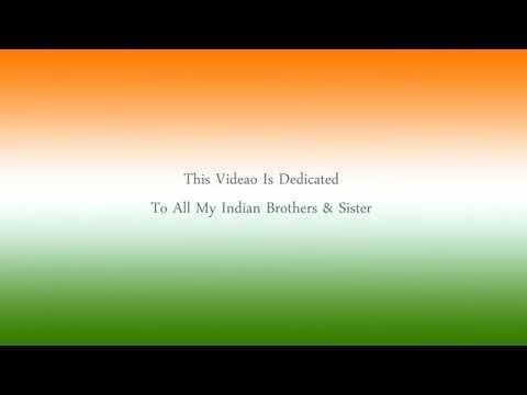 """Maa Tujhe Salaam Song Lyrics//""""Maa Tujhe Salaam"""" [A. R. Rahman] - Vande Mataram"""