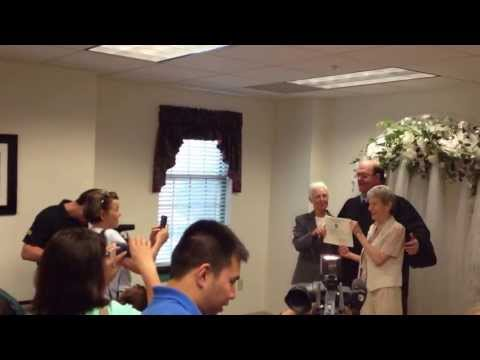 First Same Sex Marriage License Issued in Sussex County, Delaware
