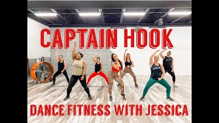 """""""Captain Hook"""" by Megan Thee Stallion - Dance Fitness With Jessica"""