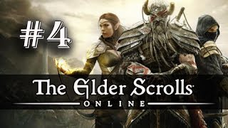 The Elder Scrolls Online Gameplay Walkthrough Part 4 - Through the Aftermath (ESO PC Ultra)