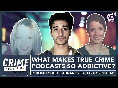 From Hell And Gone To Serial: True Crime Podcasts | Crime Obsession With Traci Stumpf