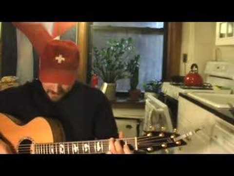 Willis Alan Ramsey - The Ballad of Spider John (Reid Maclean