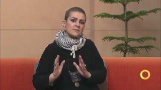 """بالفيديو.. ريم بنا تكشف حقيقة اعتزالها الغناء بسبب """"السرطان"""""""