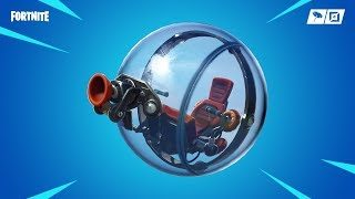 """🔴 Pro Xbox Player   New """"The Baller"""" Vehicle Gameplay + New Skin Variants! (Fortnite Battle Royale)"""