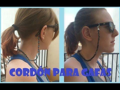 910697d353e DIY CUELGA GAFAS | CUERDA ÉTNICA PARA GAFAS | KarenGP by Karen GP
