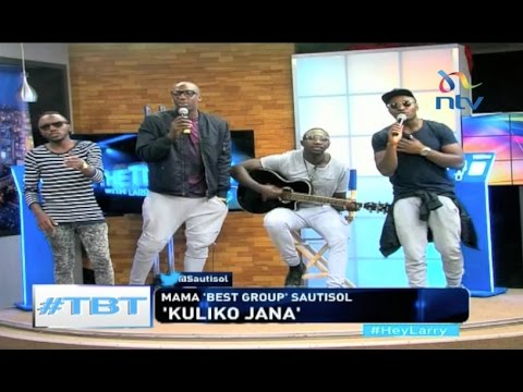 The best of #theTrend 2016: Sauti Sol honoured as the best in Africa