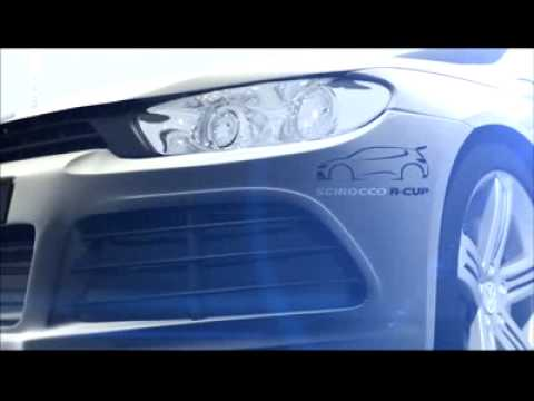 VW Scirocco R CUP Season Highlights