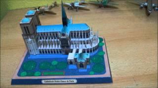 Notre Dame de Paris Papercraft