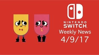 Switch Weekly News - 4/9/17