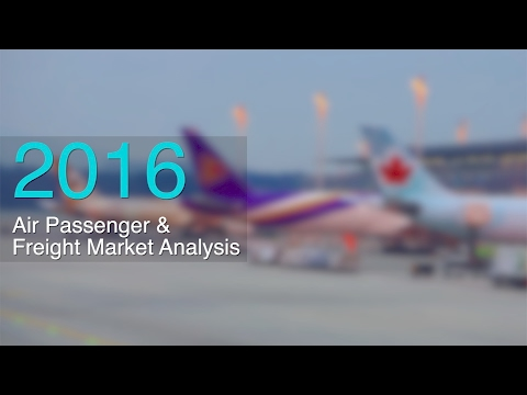 2016 Air Passenger and Freight Market Analysis