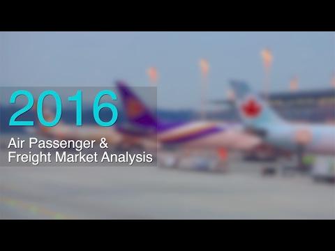 2016 Air Passenger and Freight Market Analysis