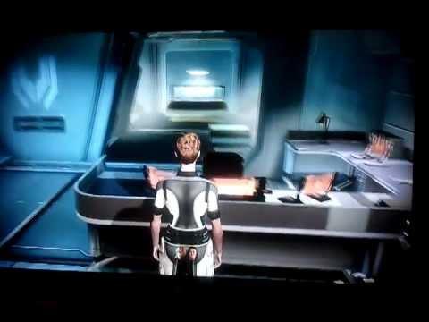 Hilarious Mass Effect 2 glitch - Garrus cheats on me with Miranda