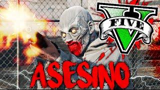 ASESINO !! NUEVO MODO DE JUEGO COMO MOLA !! GTA V ONLINE DLC HALLOWEEN SURPRISE Makiman
