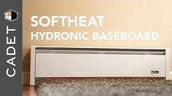 SoftHeat hydronic baseboard heater   Cadet Heat