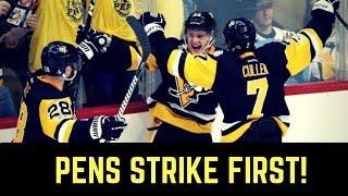 Pittsburgh Penguins vs Nashville Predators Game 1 Recap | Stanley Cup Final 2017