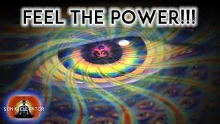 Alert : instant third eye stimulation v1 ( warning!!! most powerful on youtube )