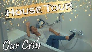 HOUSE TOUR! - welkom in onze crib!