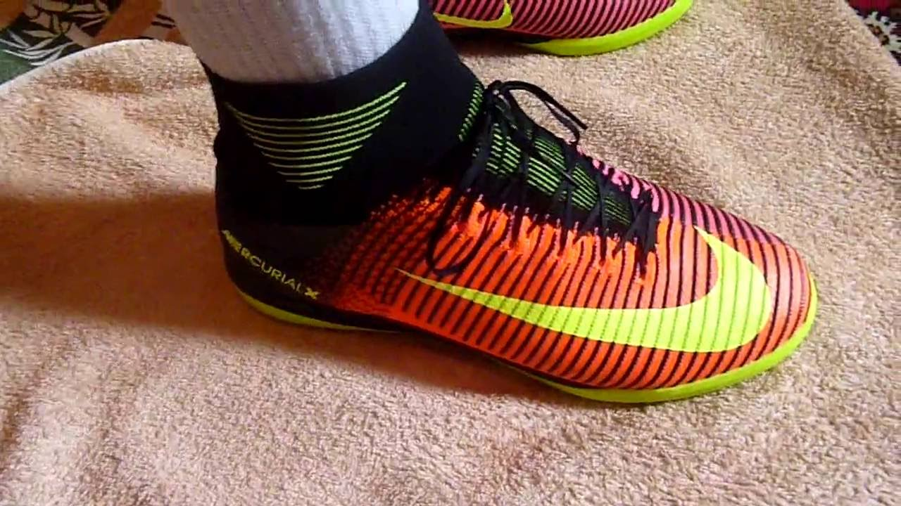 Бутсы Nike MercurialX Proximo 2 Indoor из Китая.AliExpress/UNBOXING REVIEW REPLICA BOOTS