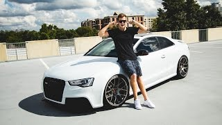 loudest rs5 ever 2015 audi rs5