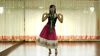 Hula Dance Basic Step Tutorial: ʻOniu