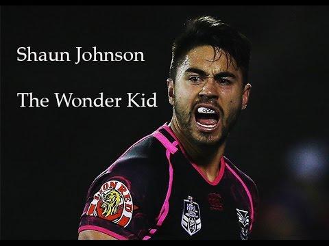 Shaun Johnson -  The Wonder Kid