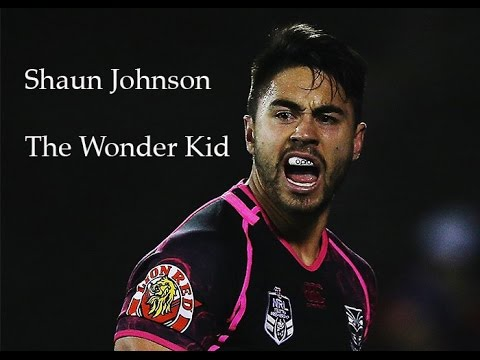Shaun Johnson -  The Wonder Kid