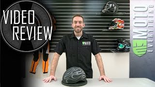 Fly .357 Half Shell Helmet Review by MotoEverything