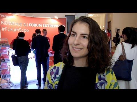 Le Forum Entreprises 2016 de Sciences Po