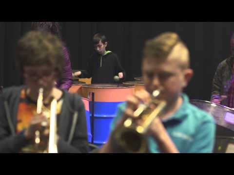The Vale Music Ensemble - Brand New Youth Mega Band for 11-18s