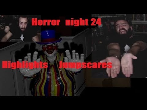Unboxholics - Horror Night 24 [Highlights/Jumpscares]
