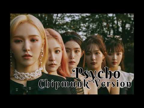 Red Velvet - Psycho [Chipmunk Version]