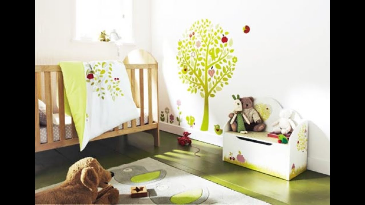 Unisex baby nursery ideas youtube for Baby room decor ideas unisex