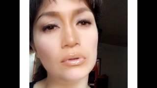 Melissa Villaseñor's J-Lo Impression