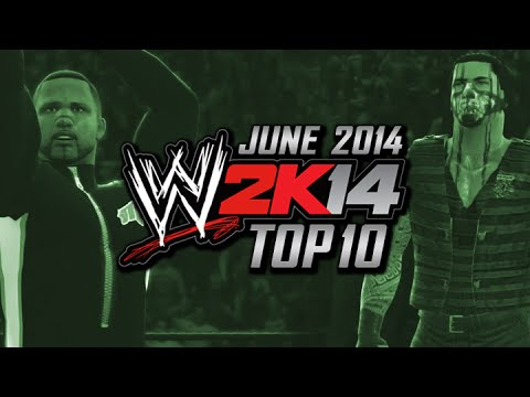 WWE 2K14: Top 10 CAWs (Xbox 360) (June 2014)