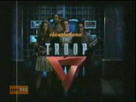 Diapositivas Nick - The Troop